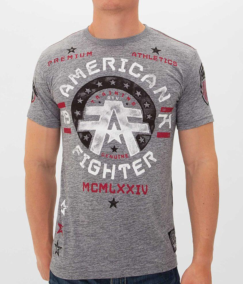 American Fighter Tennessee T-Shirt front view