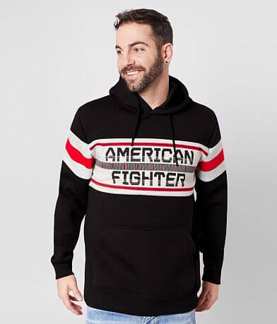 American Fighter City Point Hooded Sweatshirt
