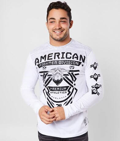 American Fighter Addy Panel T-Shirt