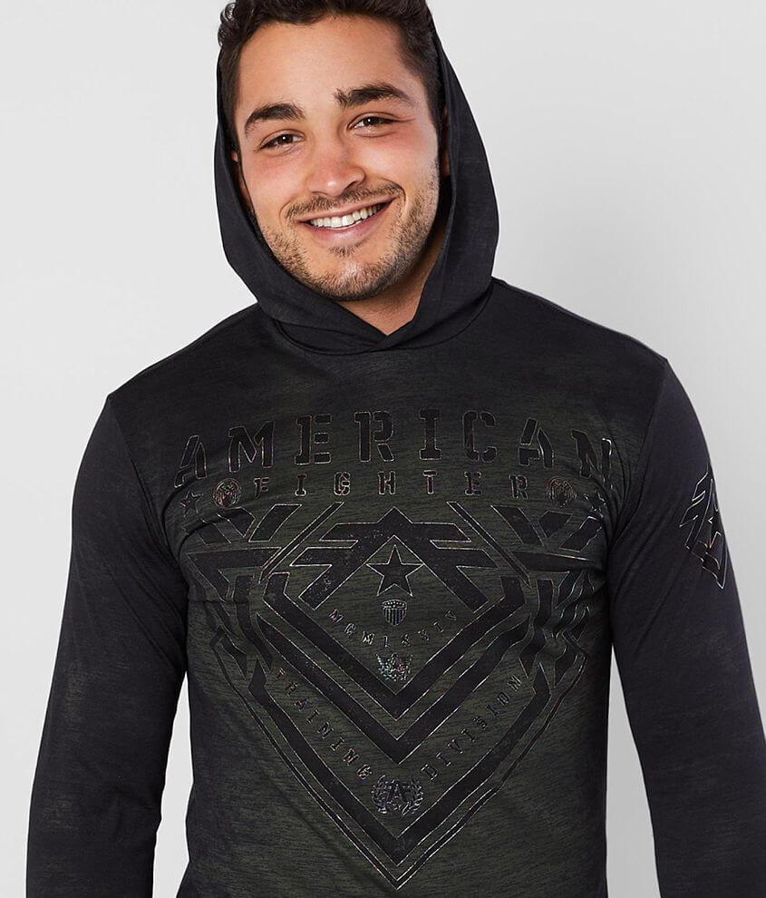 American Fighter Parkside Hoodie front view