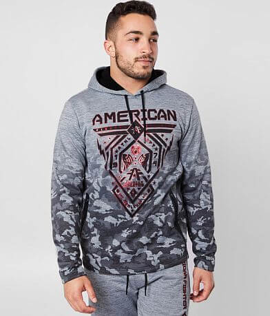 American Fighter Fairbanks Hooded Sweatshirt