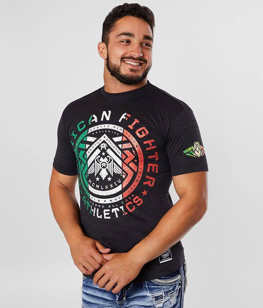 American Fighter Crownpoint T-Shirt front view