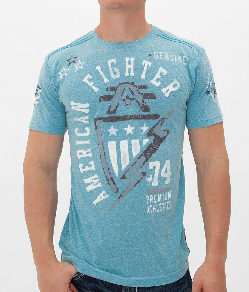 American Fighter Central T-Shirt front view