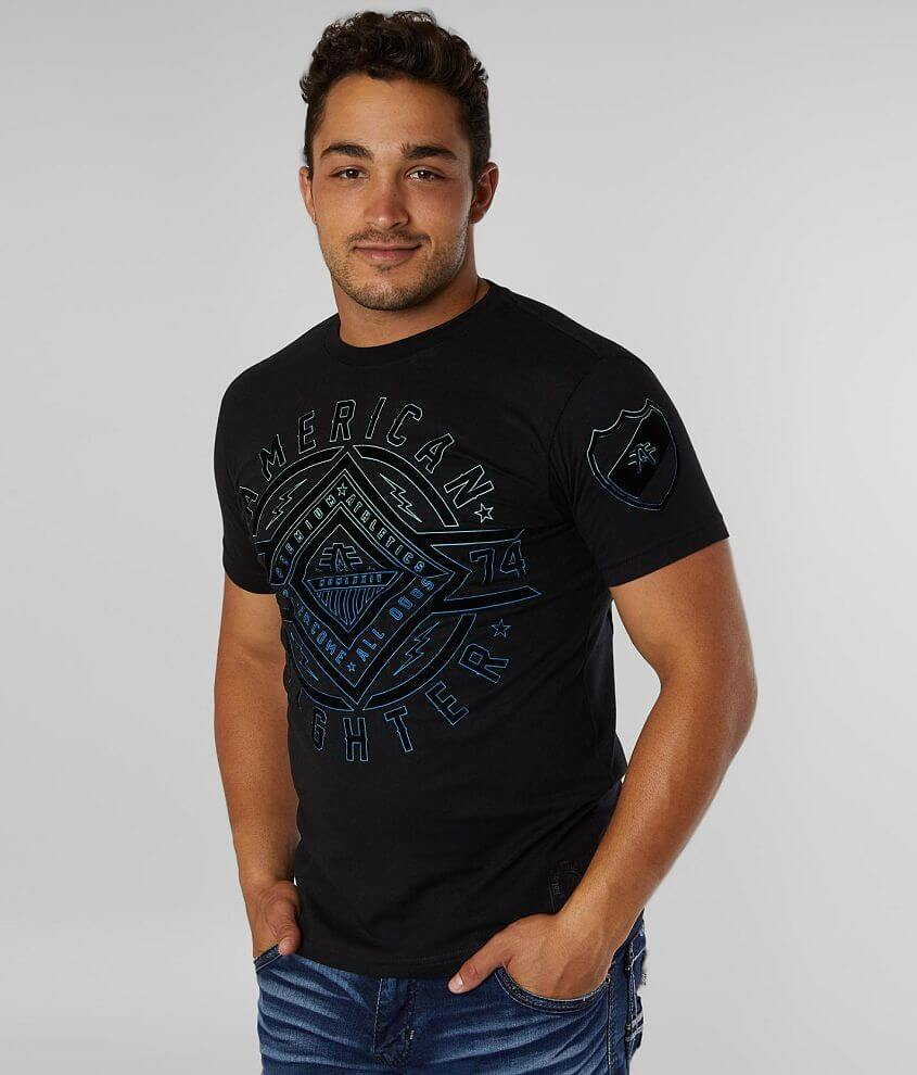 American Fighter Birchwood T-Shirt front view