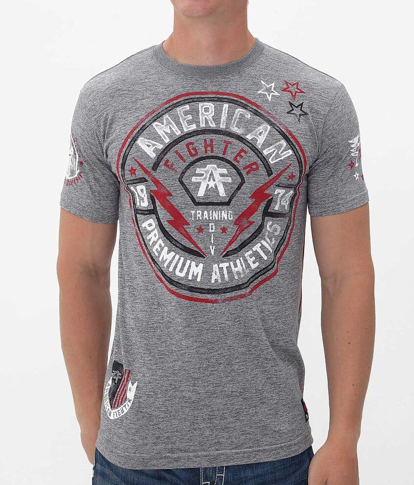 American Fighter Palmer T-Shirt front view