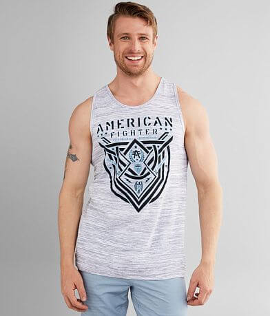 American Fighter Lost Springs Tank Top