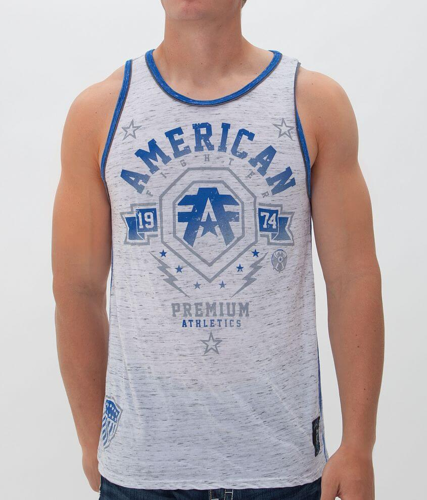 American Fighter Hanover Tank Top front view
