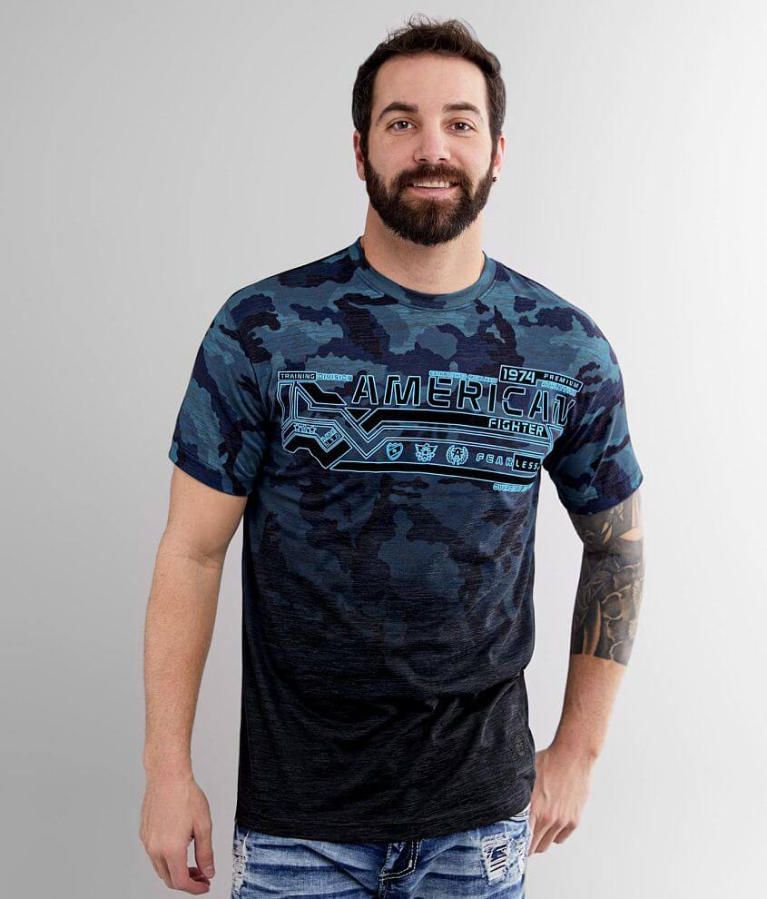 American Fighter Penfield T-Shirt front view