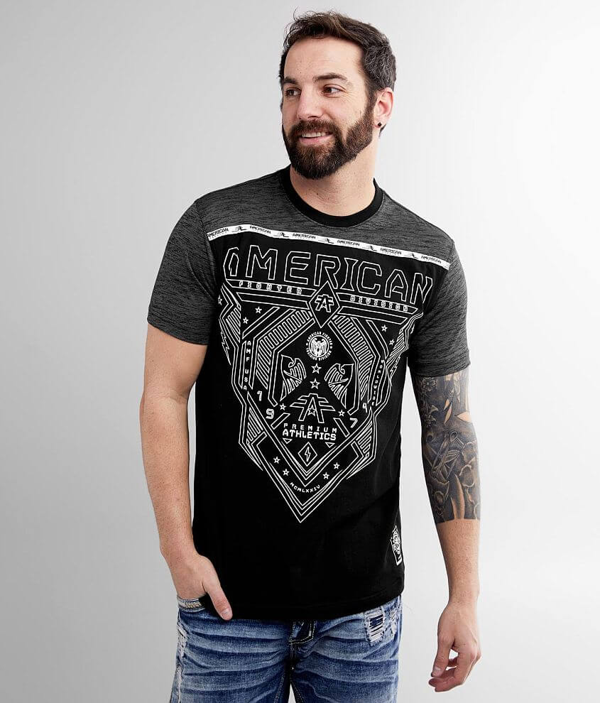 American Fighter Candler T-Shirt front view