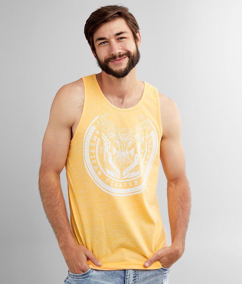 American Fighter Porter Tank Top front view
