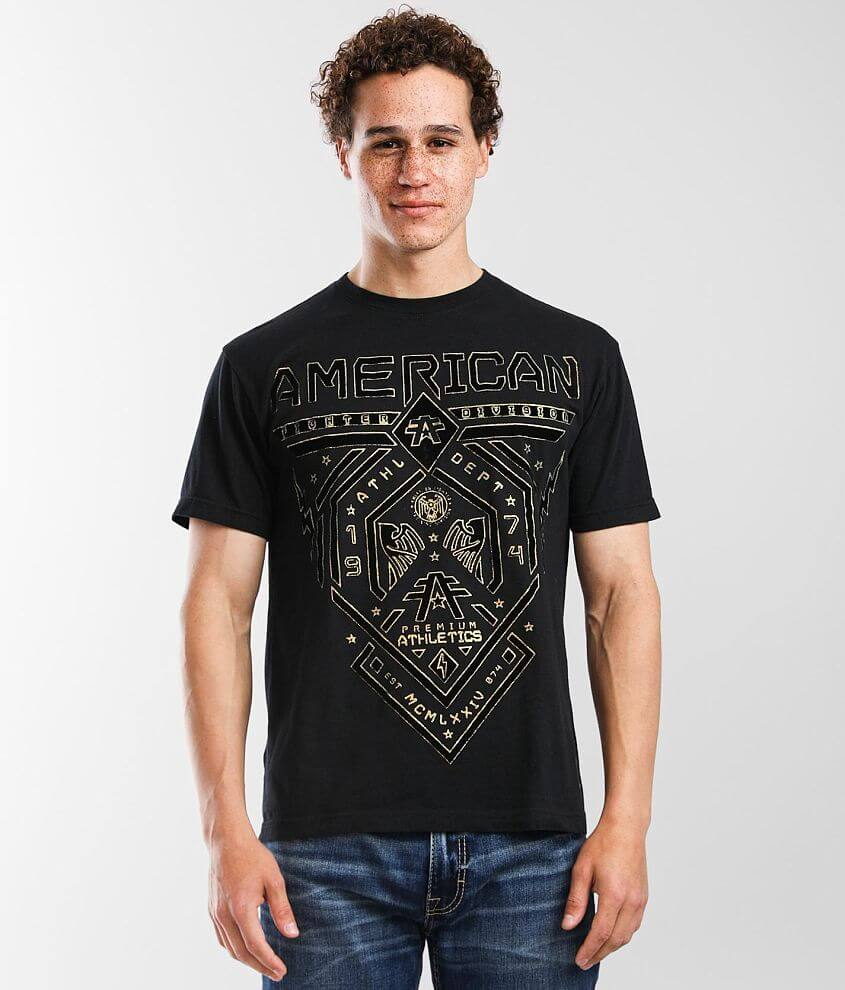 American Fighter Fairbanks T-Shirt front view