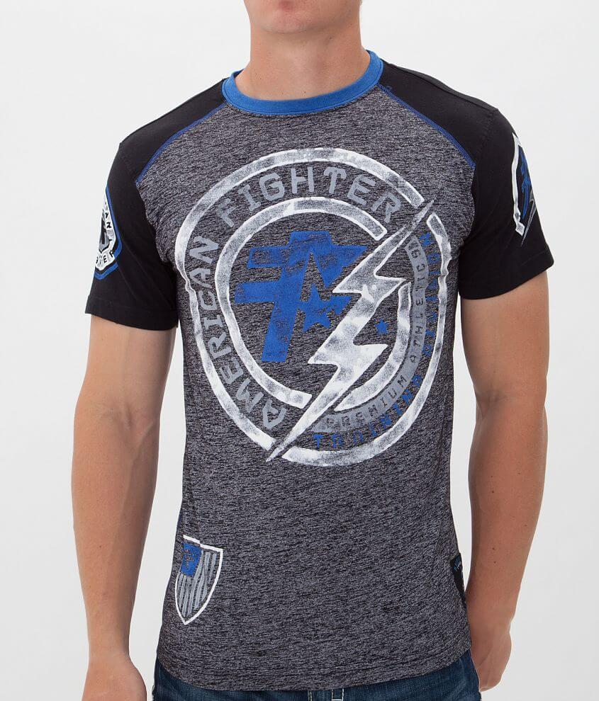 American Fighter Allen Artisan T-Shirt front view