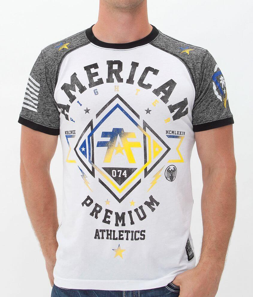 American Fighter Arlington T-Shirt front view