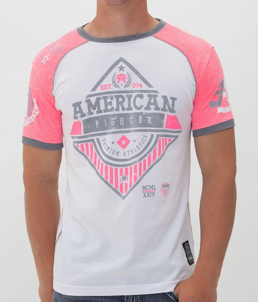 American Fighter Clarkson T-Shirt front view