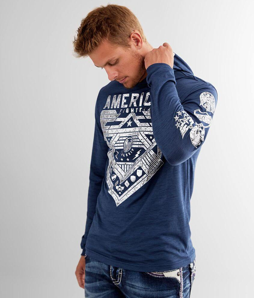 American Fighter Mountville Hoodie front view