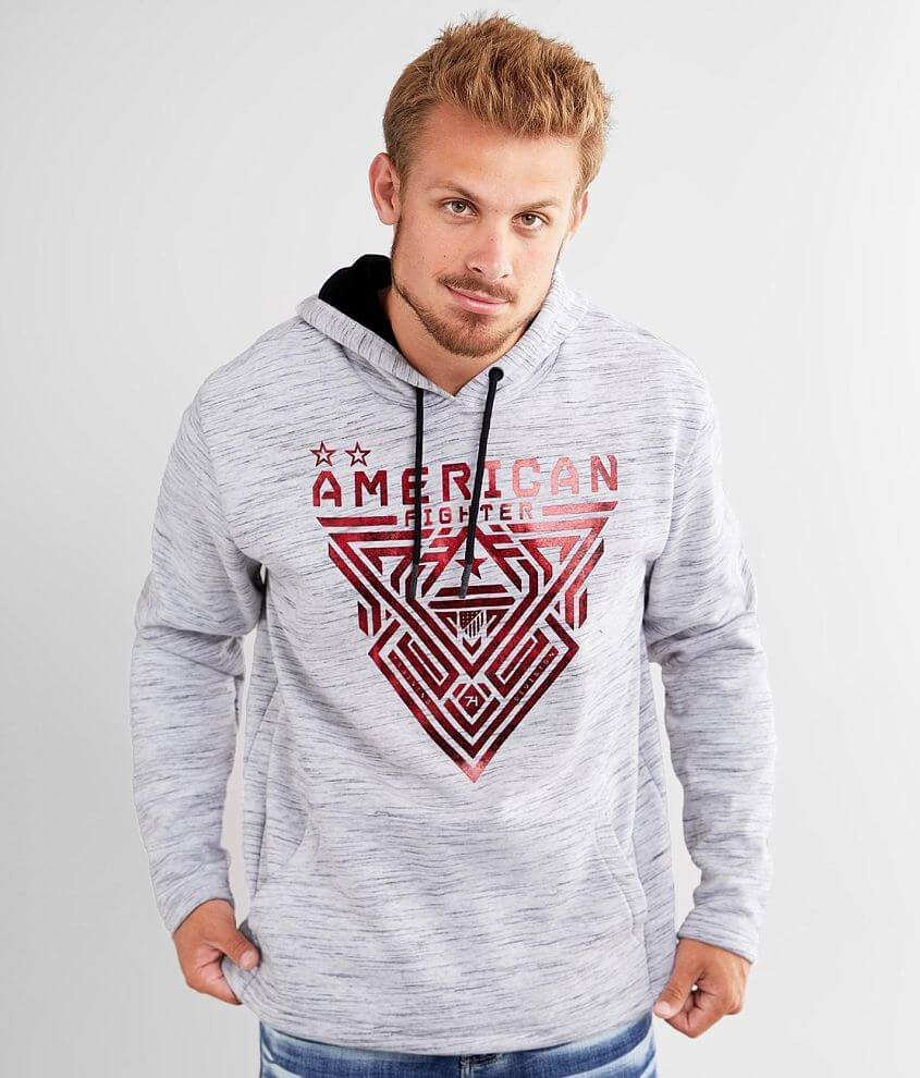 American Fighter Mayville Hooded Sweatshirt front view