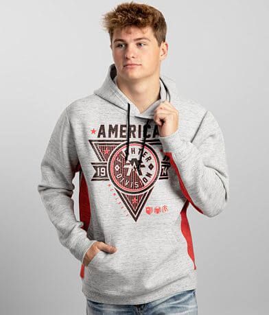 American Fighter Siena Heights Hooded Sweatshirt