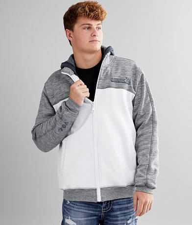 American Fighter Robertson 2Fer Mock Neck Jacket