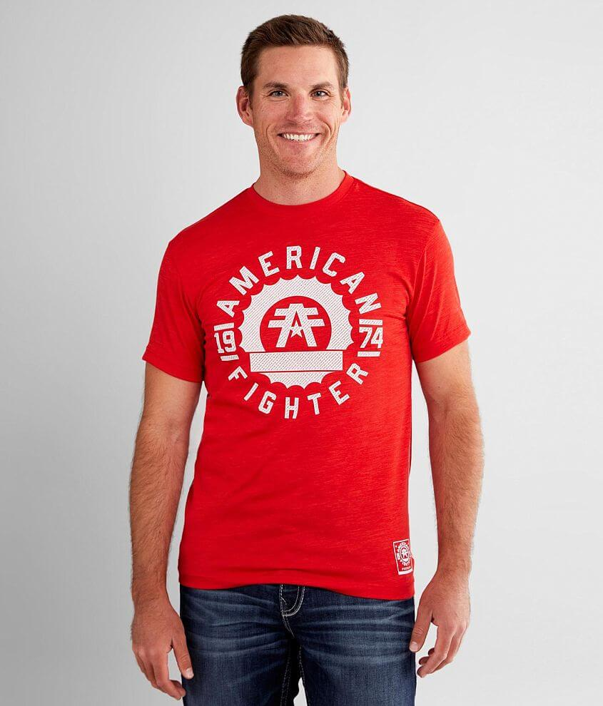 American Fighter Alexander T-Shirt front view
