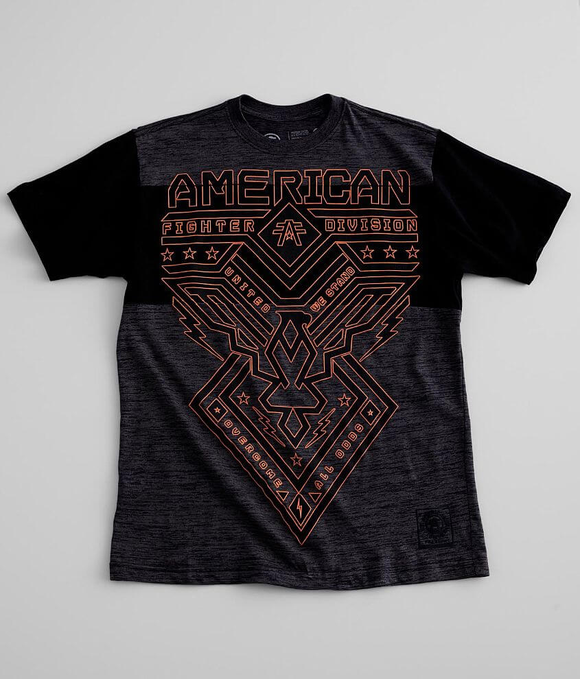 American Fighter Dugger T-Shirt front view