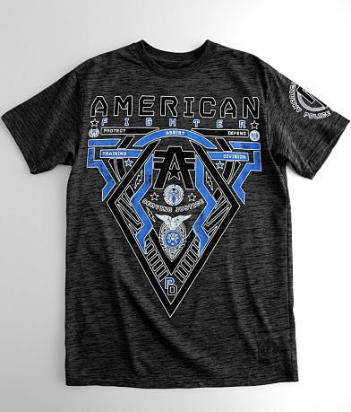 American Fighter Columbus T-Shirt