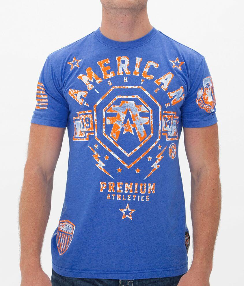 American Fighter Hanover T-Shirt front view