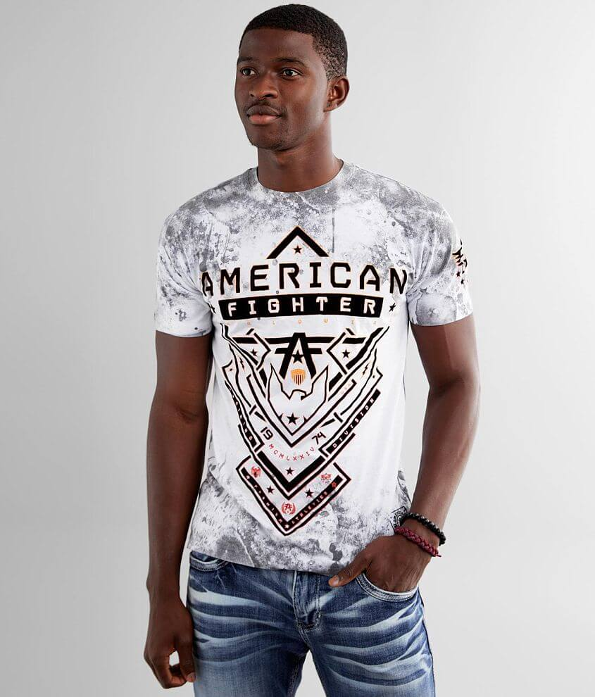 American Fighter Nantucket T-Shirt front view
