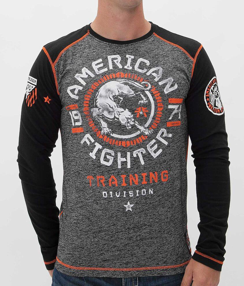 American Fighter San Diego T-Shirt front view