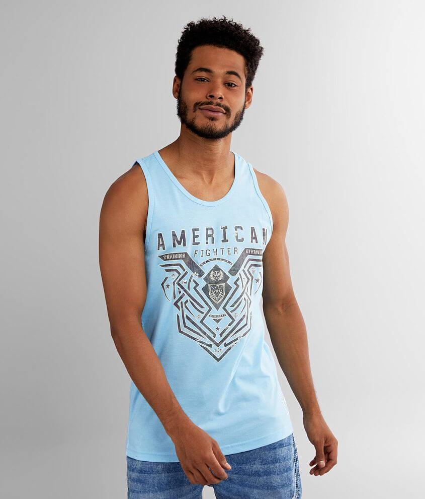 American Fighter Brimley Tank Top front view