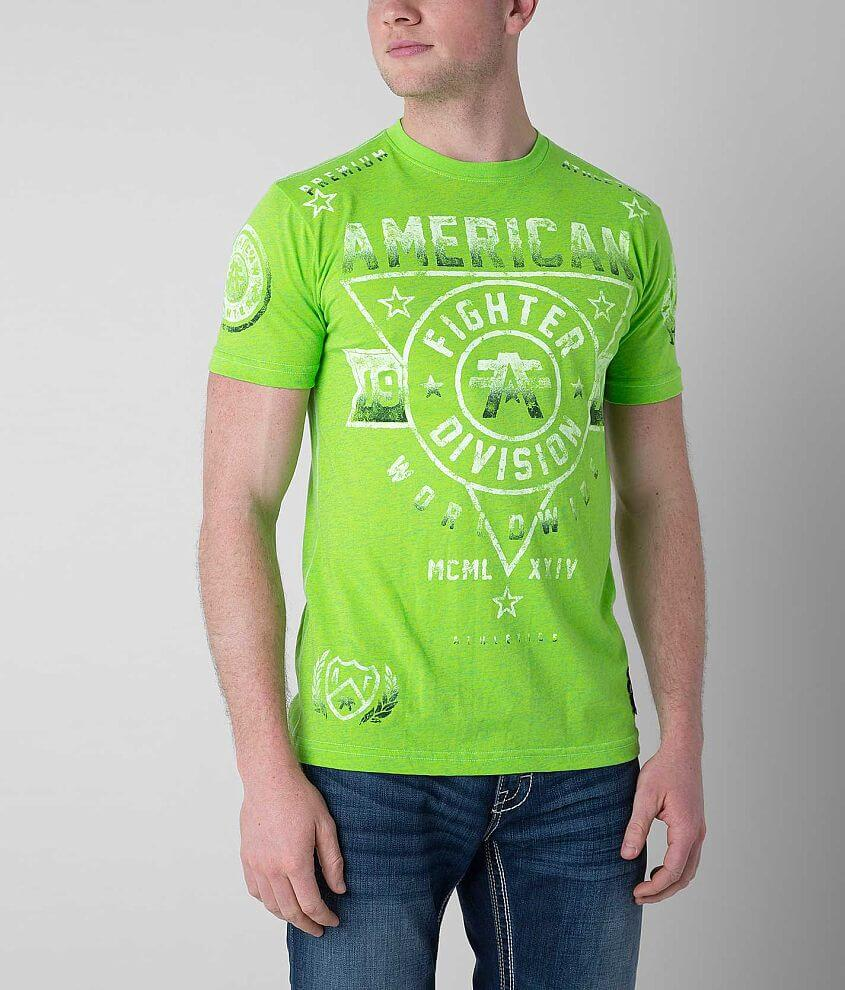 American Fighter Pomona T-Shirt front view