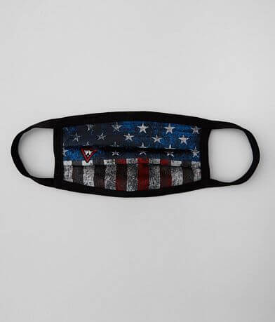 American Fighter Freedom Face Mask
