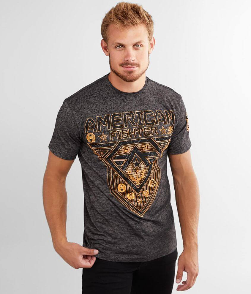 American Fighter Grandville T-Shirt front view