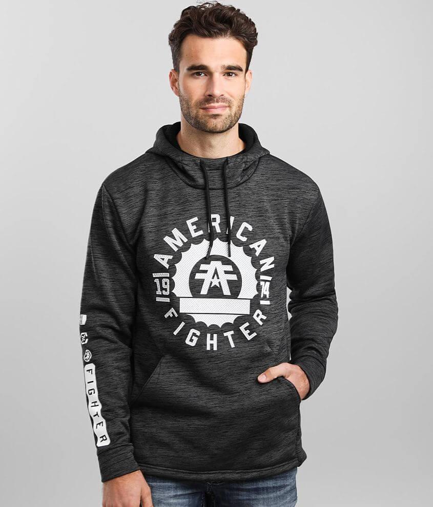 American Fighter Fairbanks Hooded Sweatshirt front view