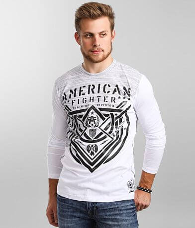 American Fighter Lost Springs T-Shirt