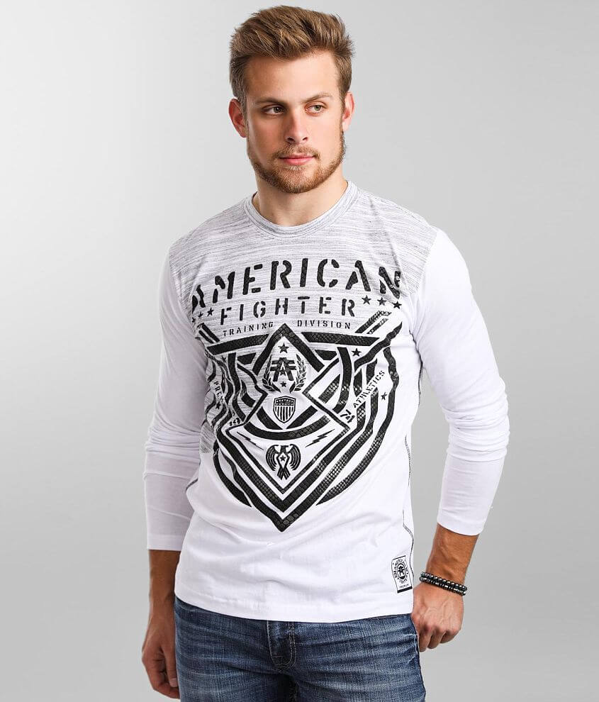 American Fighter Lost Springs T-Shirt front view
