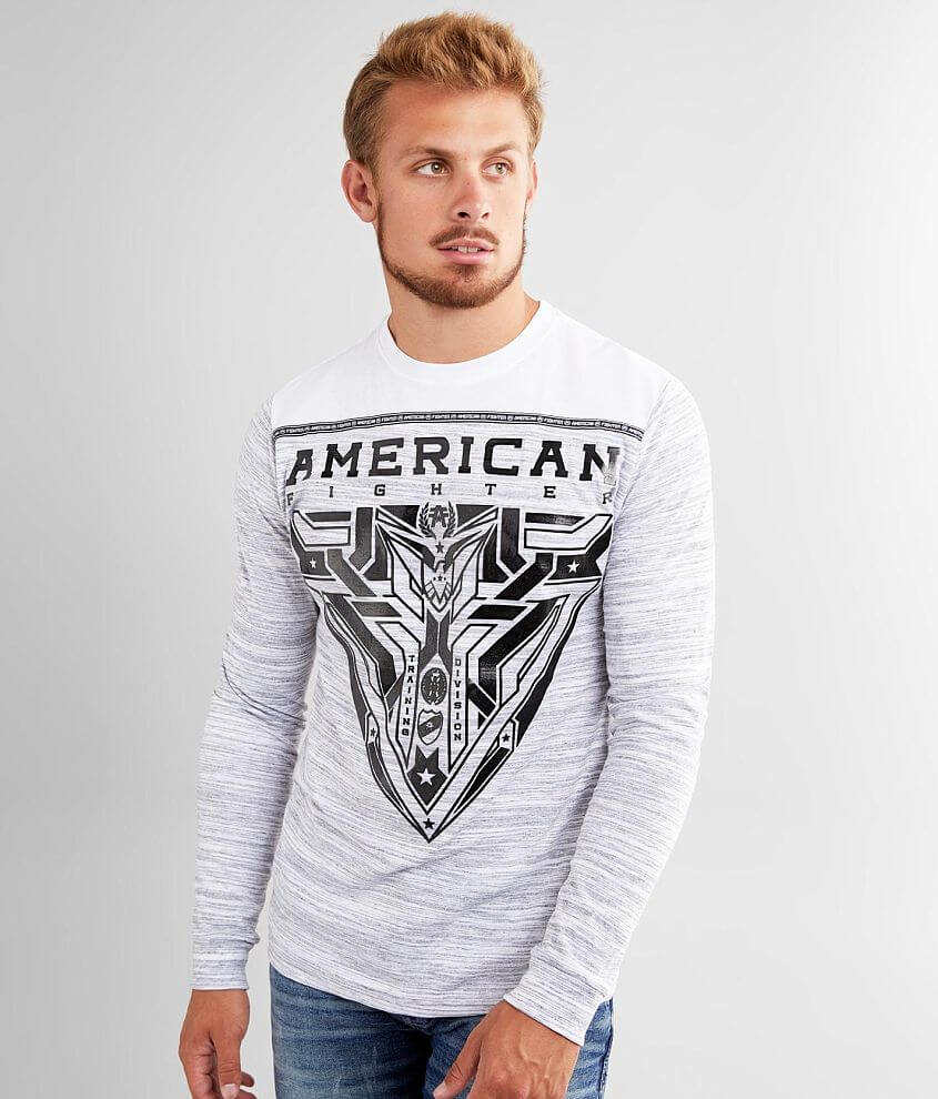 American Fighter Woodsfield T-Shirt front view