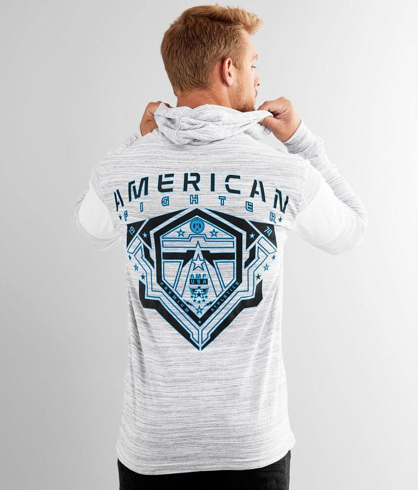 American Fighter Penfield Hoodie front view
