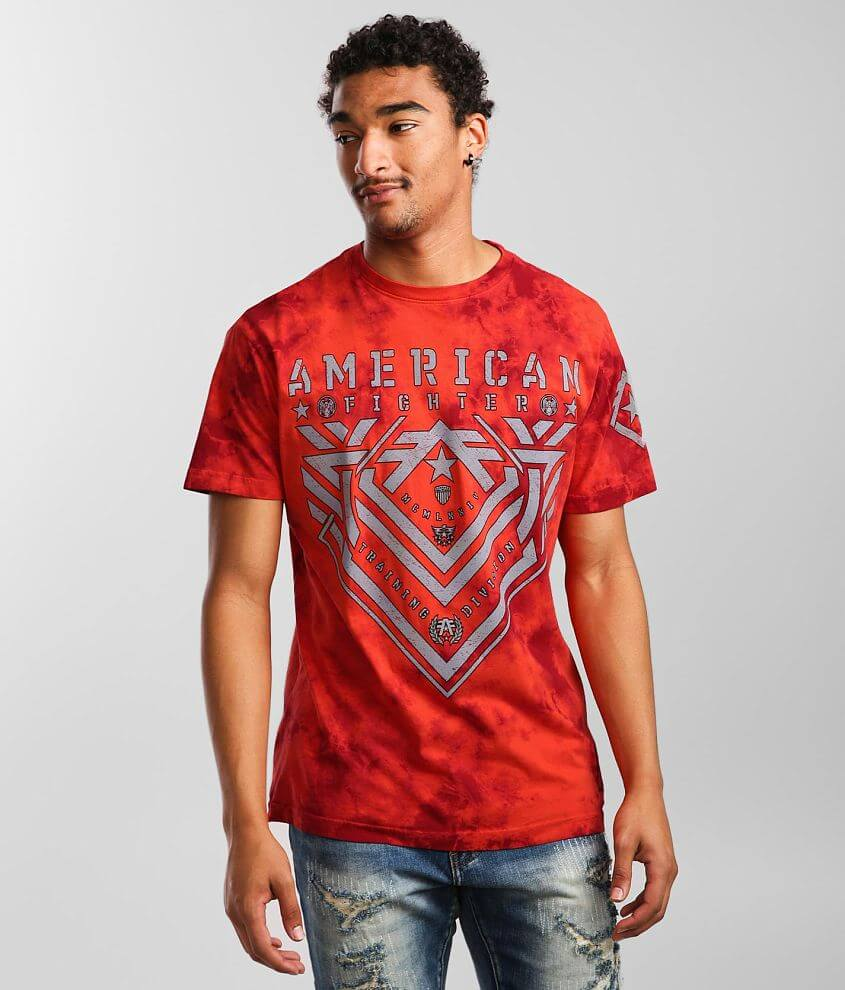 American Fighter Parkside T-Shirt front view