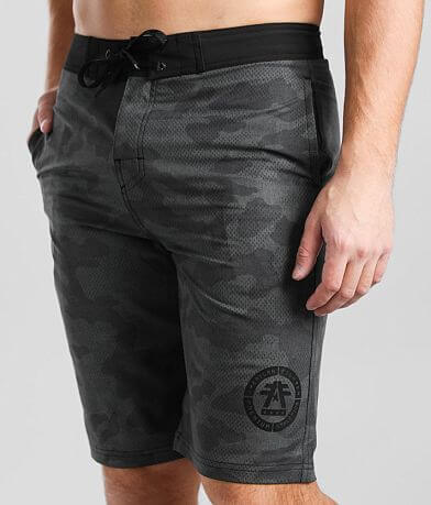 American Fighter Conquer Stretch Boardshort