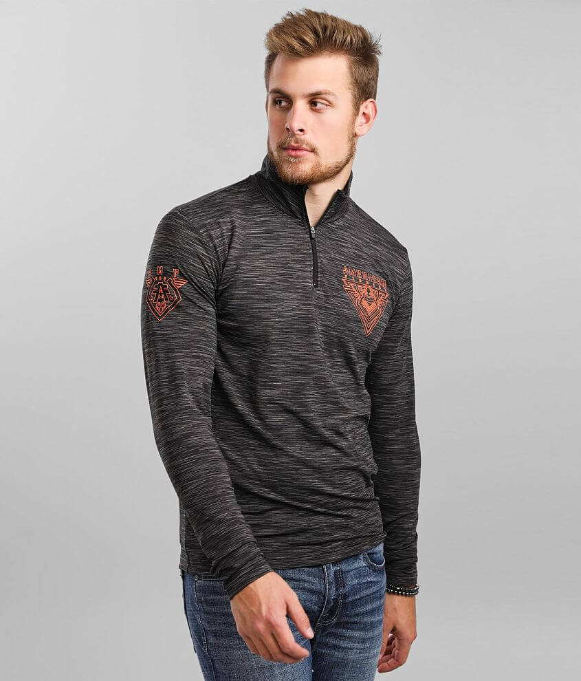 American Fighter Dellview Pullover front view
