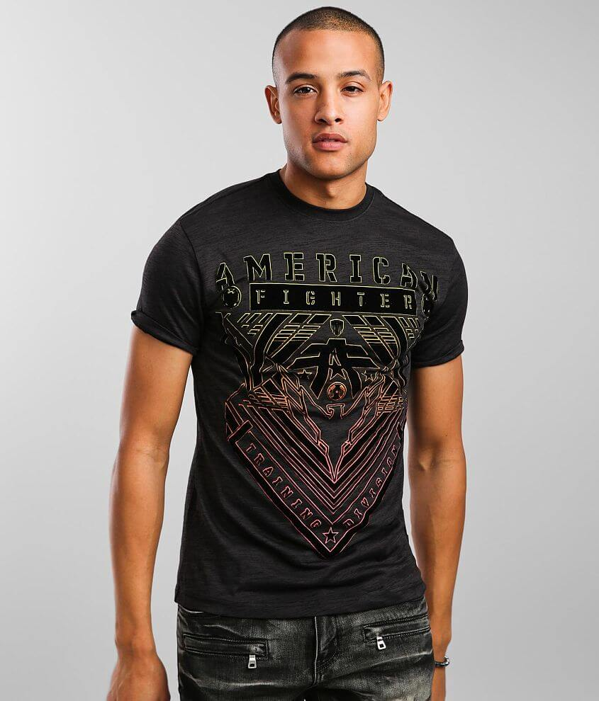 American Fighter Wardell T-Shirt front view