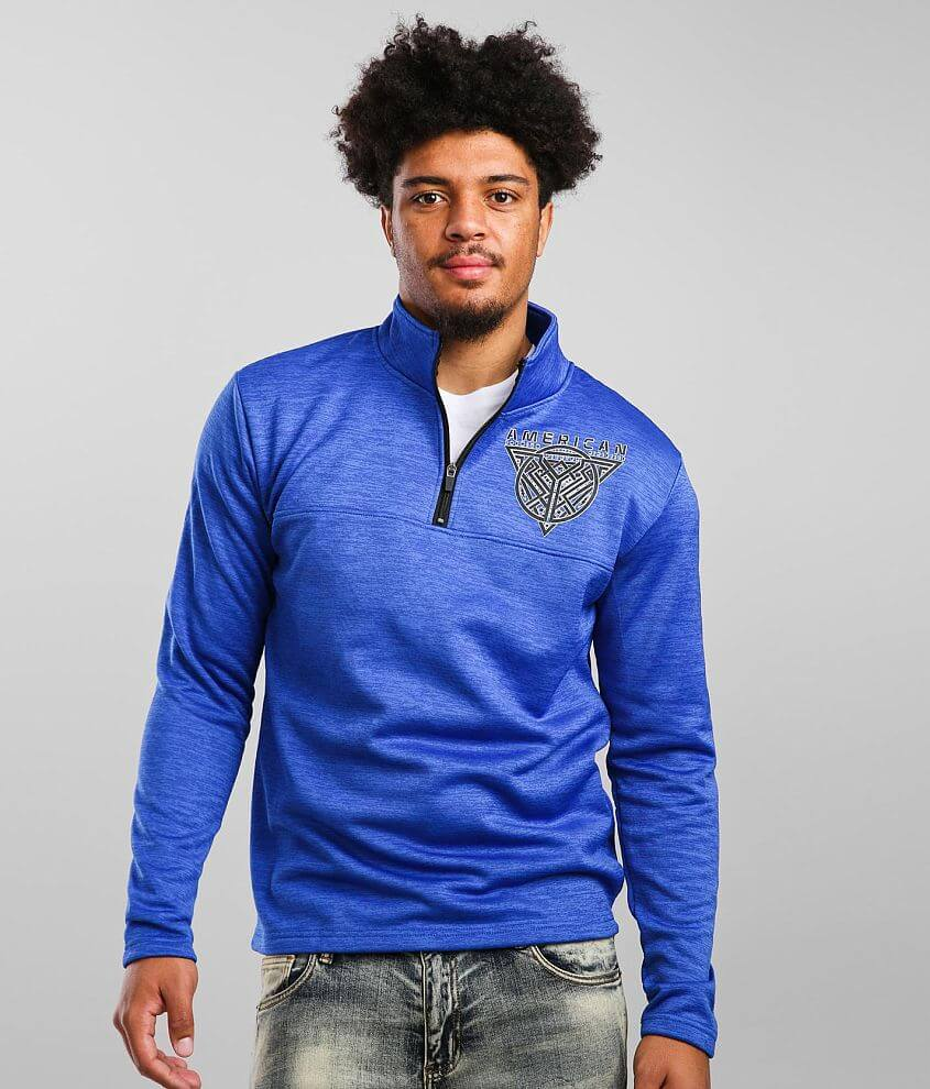 American Fighter Knightdale Quarter Zip Pullover front view