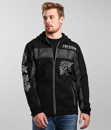 American Fighter Gladbrook Hooded Jacket
