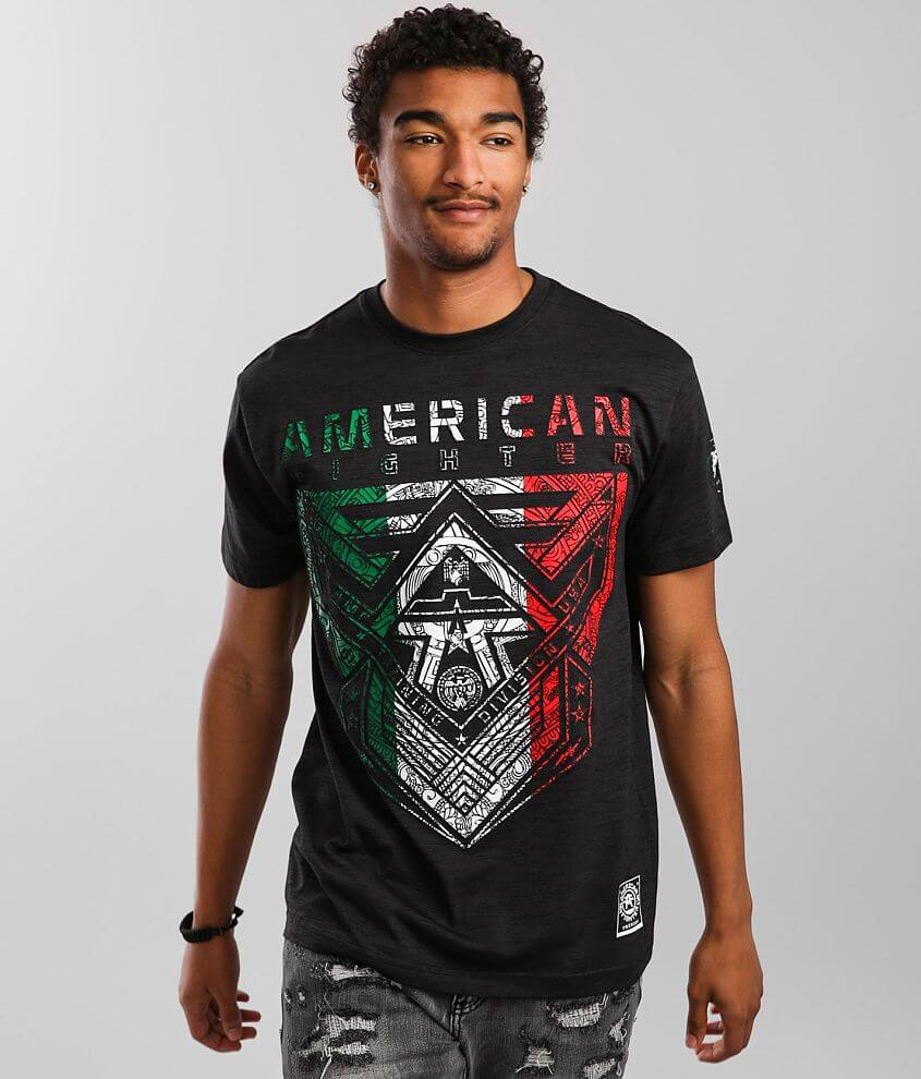 American Fighter Lanagan T-Shirt front view