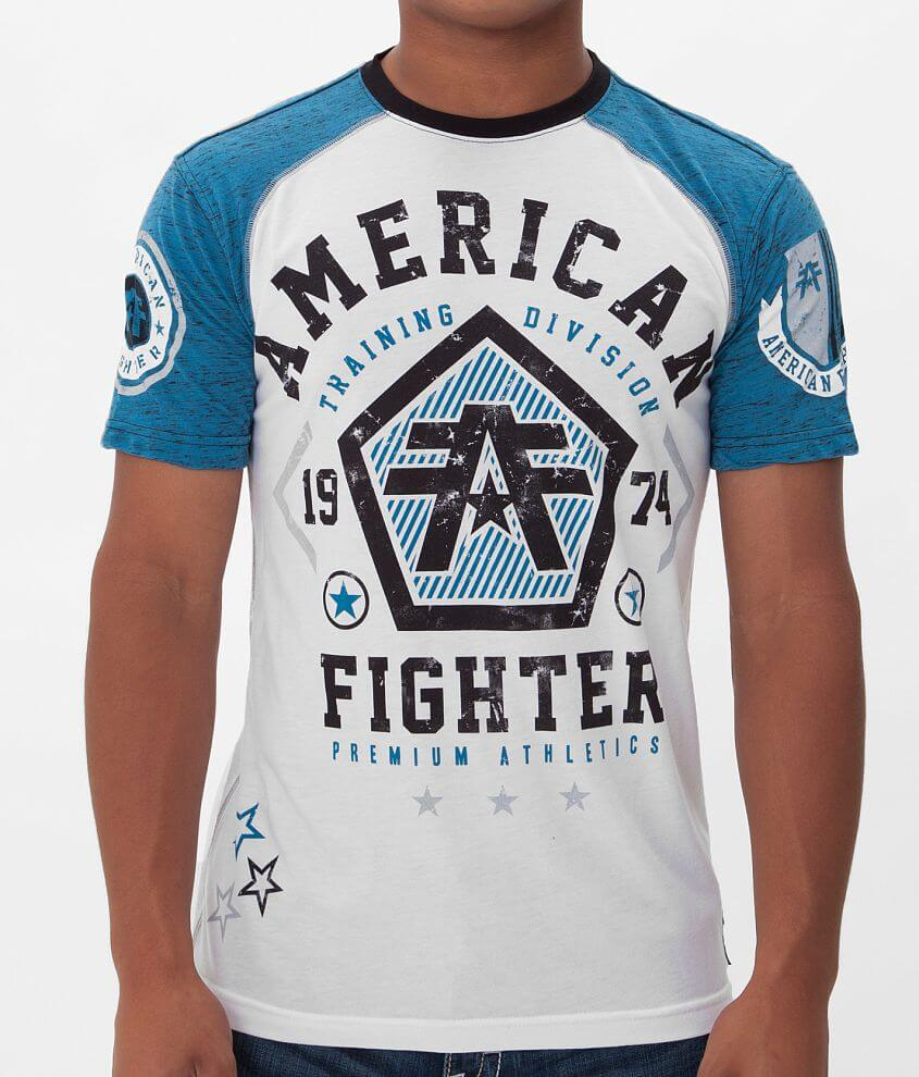 American Fighter Delaware T-Shirt front view