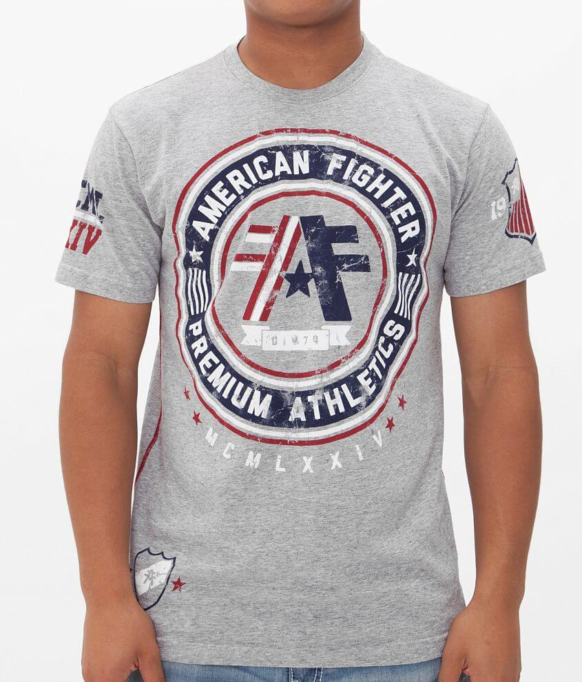 American Fighter Linfield T-Shirt front view