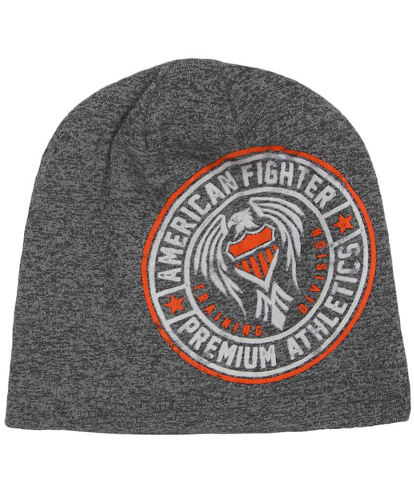 American Fighter Haskell Beanie front view