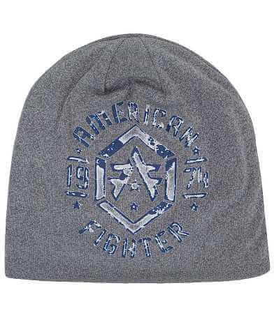 American Fighter Calvin Beanie