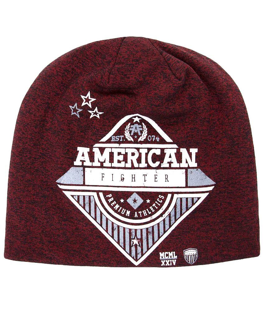 American Fighter Clarkson Beanie front view