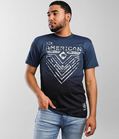 American Fighter Crystal River T-Shirt